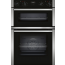 Neff U1ACE5HN0B Built In Multifunction Double Oven